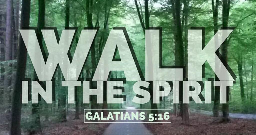 walk spirit
